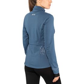 GORE WEAR R5 Windstopper Jacket Damen deep water blue